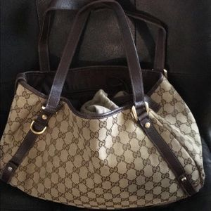 Authentic, vintage Gucci purse